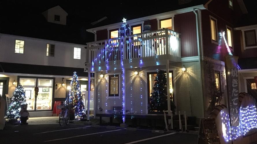 2017年クリスマスイルミネーション♪