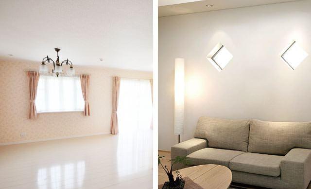 壁・天井のイメージ写真