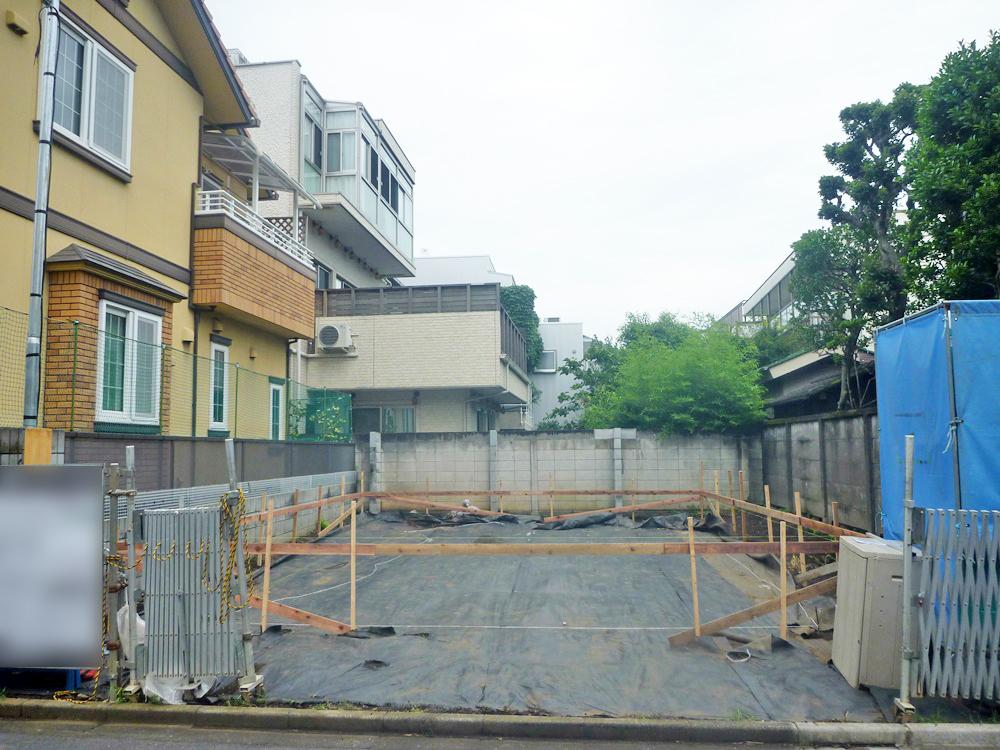 新宿区 K様邸 -基礎着工-
