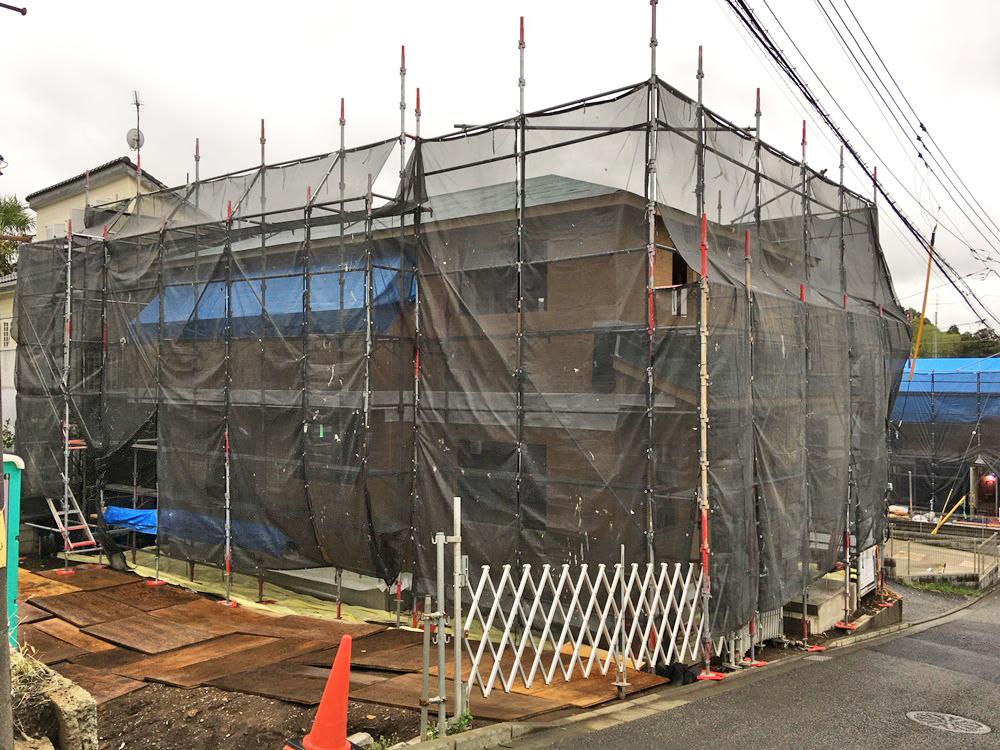 町田市 S様邸 -2F建方-