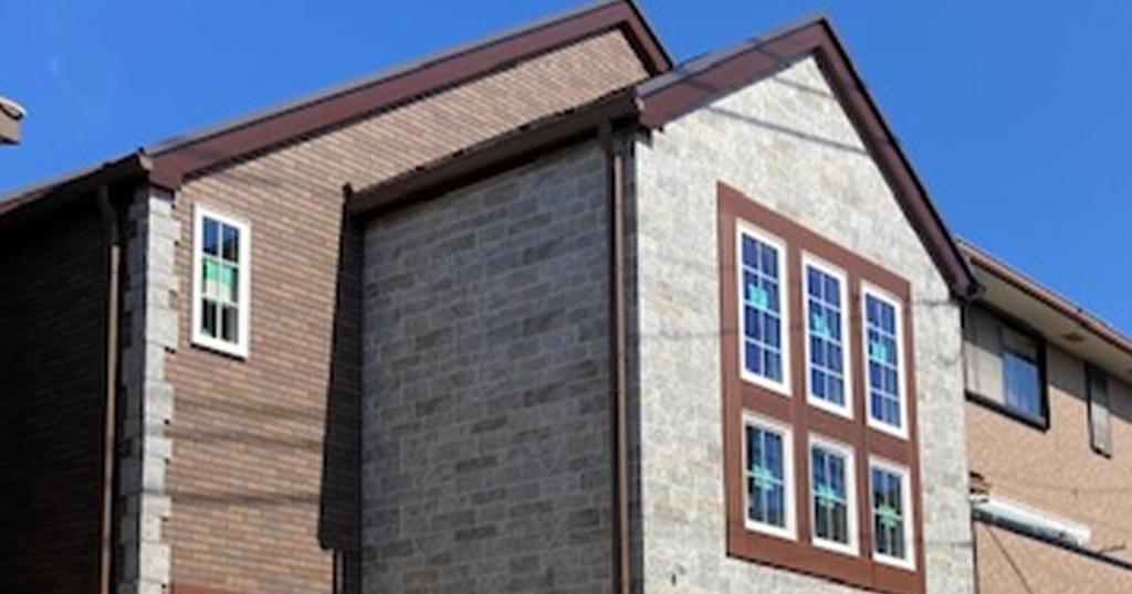 完成見学会/統一感のあるクラシックスタイルの家