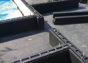炭の基礎の写真