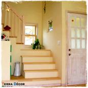 壁・階段のイメージ写真
